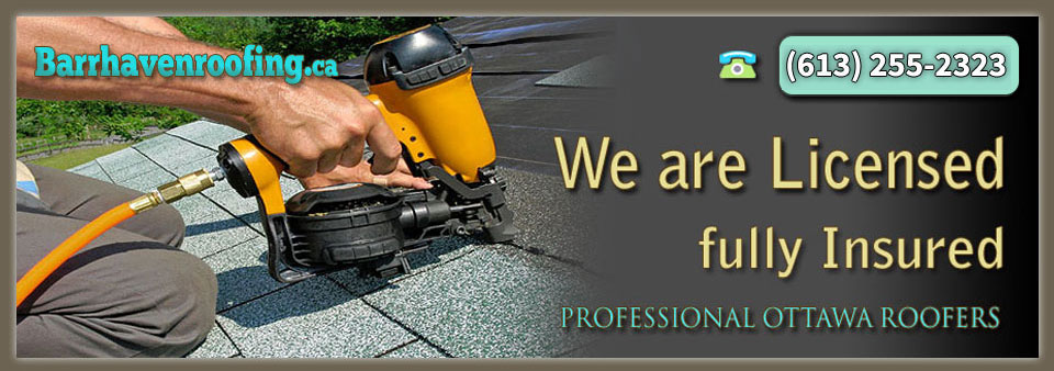 Local Barrhaven Roofers Roofing Contractors And Companies